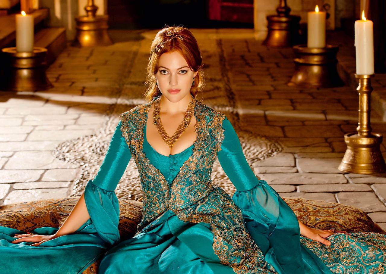 зенита великолепный век картинки хюррем султан часть
