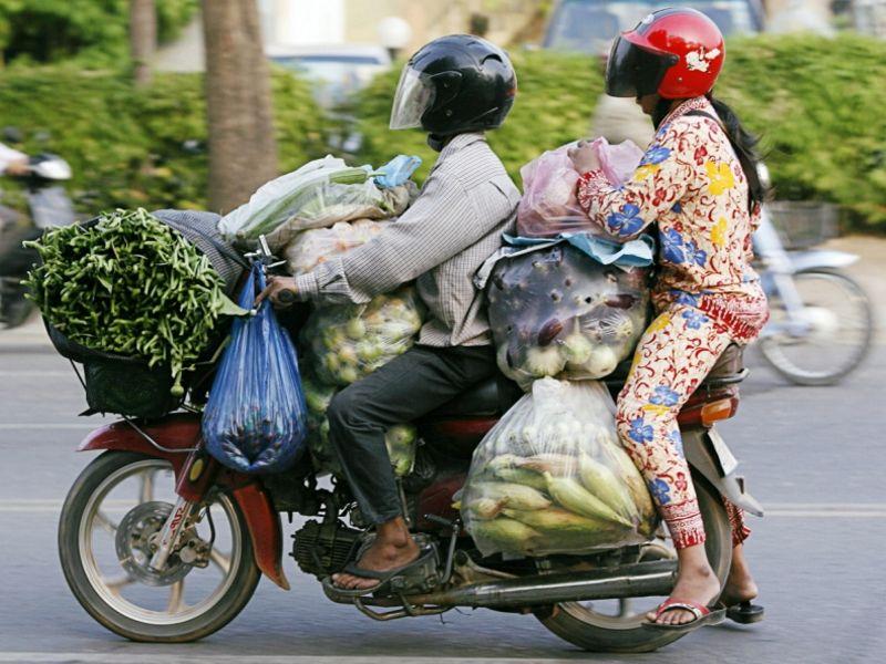 Мопед во Вьетнаме
