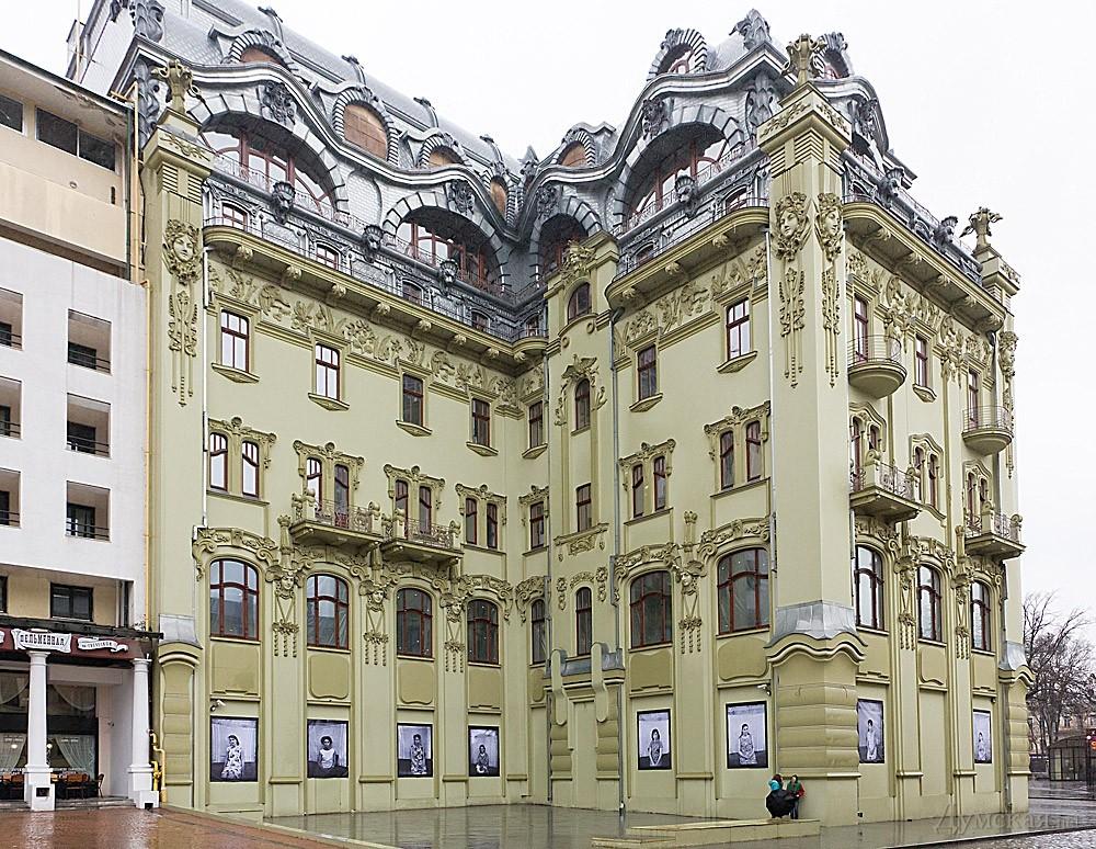 Гостиница Московская в Одессе на Дерибасовской