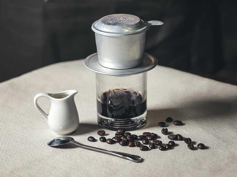Кофе Далат