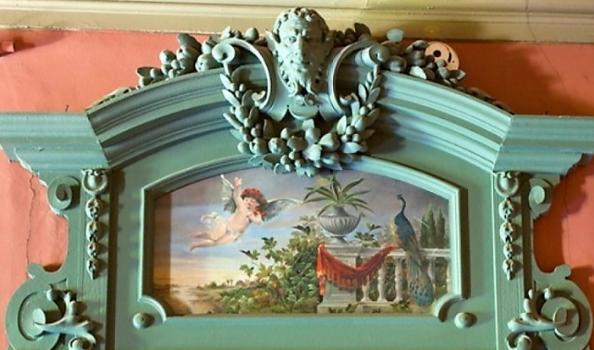 Легандарные зеркала Одессы