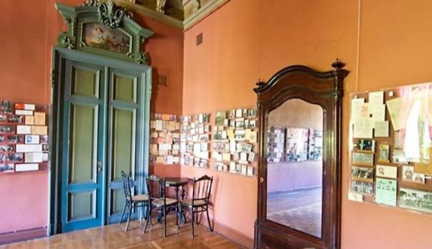 Зеркала Дома Ученых Одессы