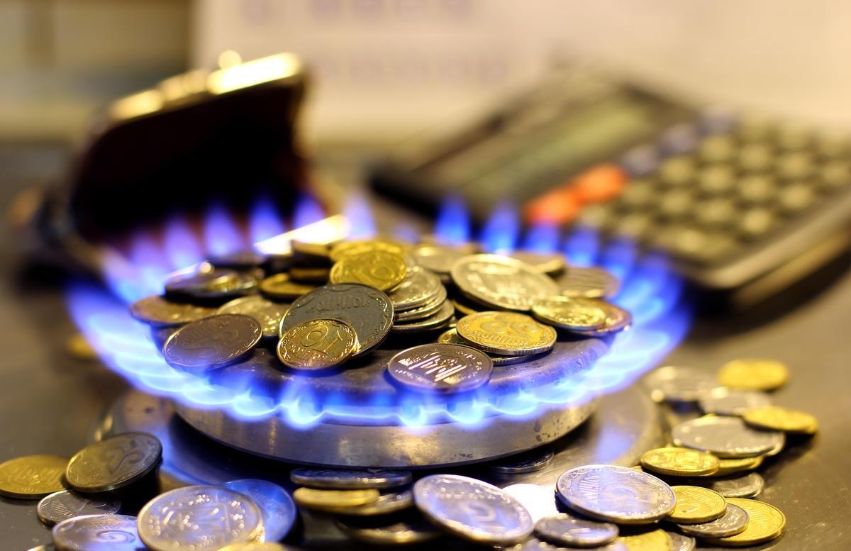 Рост цены на газ в Украине