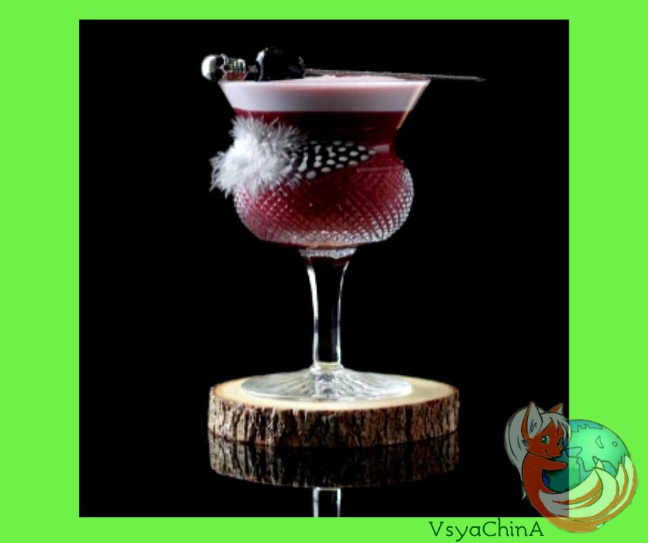 коктейль «Чёрная Корова»
