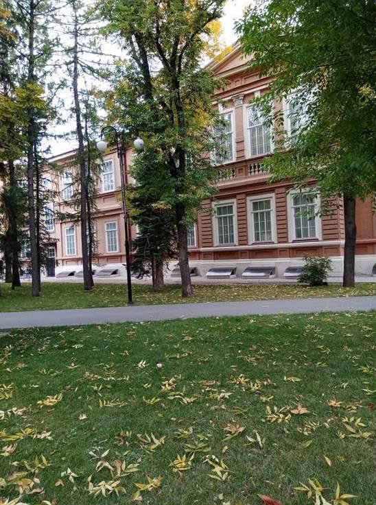 Улицы Саратова, осень 2021 года.