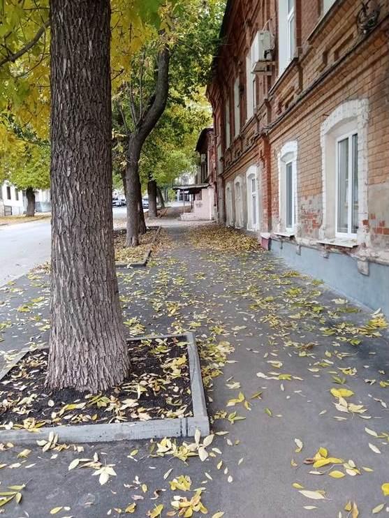 Улицы Саратова, частный сектор.